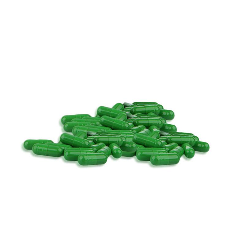 螺旋藻硬胶囊